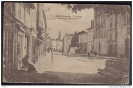 CP  3602 Charente.AIGRE.Places Du Marronnier. S M  (300) - France