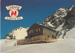 CABANA DU GLACIER DE TORTIN  SKICLUB NENDAZ - VS Valais