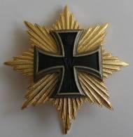Hindenburgstern - Sehr Gold!! - Deutsches Reich