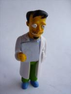 FIGURINE SIMPSON - UNITED LABEL 2009 - DOCTEUR NICK RIVERA - Simpsons