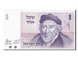 [#107397] Israel, 1 Shequel Type M. Montefiore - Israel