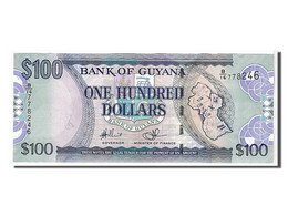 Guyane, 100 Dollars Type 2006 - Guyana