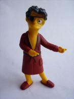 FIGURINE SIMPSON - UNITED LABEL 2009 - HANDSOME MOE - Simpsons