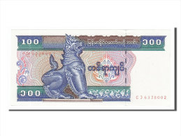 [#154242] Myanmar, 100 Kyats Type 1990 - Myanmar