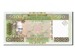 Guinée, 500 Francs Type 1985 - Guinée