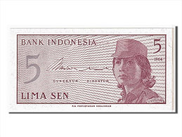 [#107345] Indonésie, 5 Sen Type 1964 - Indonesia