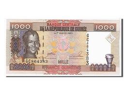 Guinée, 1000 Francs Type 2006 - Guinée