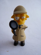FIGURINE SIMPSON - UNITED LABEL 2009 - LIZA SIMPSON - Simpsons