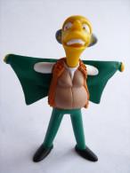 FIGURINE SIMPSON - UNITED LABEL 2009 - MONTGOMERY BURNS - Simpsons
