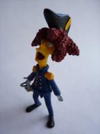 FIGURINE SIMPSON - UNITED LABEL 2009 - SIDESHOW BOB - Simpsons