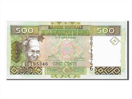 [#107415] Guinée, 500 Francs Type 1985 - Guinea