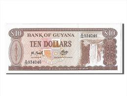 [#107379] Guyane, 10 Dollars Type 1966 - Guyana