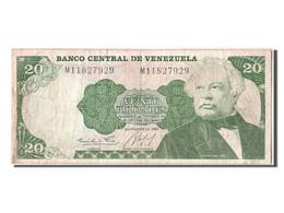 Venezuela, 20 Bolivares Type Paez - Venezuela