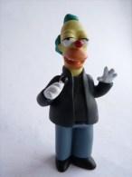 FIGURINE SIMPSON - UNITED LABEL 2009 - STAND KRUSTY - Simpsons