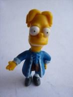 FIGURINE SIMPSON - UNITED LABEL 2009 - MARKAL HISTORY TOUR BART - Simpsons