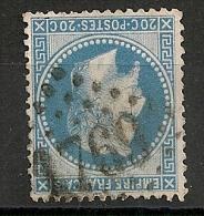 GC 1769 LE HAVRE Seine Inférieure. - Marcophilie (Timbres Détachés)