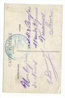 Cachet 8 ème Section C.O.A  Détachement De  Nevers - Poststempel (Briefe)