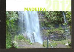 2012 - MADEIRA -CARTEIRAS ANUAIS 2012–YEAR PACK-PRUEBAS COLOR  NUMERADA- SELLO Y HB EUROPA +TODOS LOS SELLOS Y HB - 2012