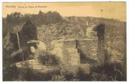 MALMEDY __ RUINES Du Château De Renarstène - Malmedy
