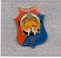 Pin´s  Sapeurs  Pompiers  B.S.P.P  CLICHY  SOUS  BOIS, BONDY, LIVRY  GARGAN  ( 93 ) - Brandweerman