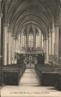 LA  JUMELLIÈRE  -  Intérieur  De  L ' Eglise - Other Municipalities