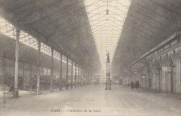 GENT GAND L'Interieur De La Gare - Gent