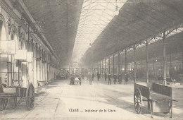 GENT GAND L´Interieur De La Gare - Gent