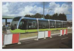 BREST, Arrivée Du Tram: Premiers Essais (Cartouest 134) - Brest