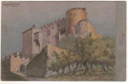 Gagliano Peinture Italienne Pas D éditeur Peut être De Cascella - Peintures & Tableaux