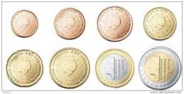 @Y@  Nederland    Serie  2003   1 Ct - 2 Euro   UNC  8  Munten - Netherlands
