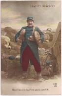 Illustrateur DIX - DANS LES TRANCHÉES - Nous ! Nous Ne Bouffons Pas Du Pain K.K. [4713] - Guerra 1914-18