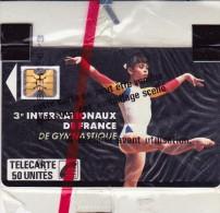 TELECARTE 50 U BERCY FEMME 1989 N° F63  NEUVE SOUS BLISTER   COTE 50 € - France