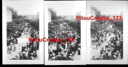 """87 Haute Vienne - SAINT JUNIEN - Lot de 5 Cartes Photos de Jov� - """" Les Obstentions de Juin 1911 """""""