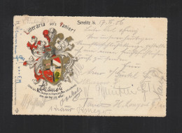 Studentika PK 1906 Litteraria Sei's Panier ! Strelitz - Schools