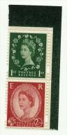 2002 - Gran Bretagna 2306/07 Ordinaria, - 1952-.... (Elizabeth II)