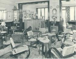 Le Grand Hôtel Ripotot Champagnole Carte Publicitaire - Champagnole