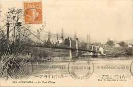 Isère - Ref. L94 -   Les Avenières  - Le Pont D'évieu - Ponts - Carte Bon état - - Les Avenières
