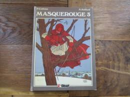 Masquerouge 3    Cothias Et Juillard - Juillard