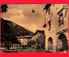 ITALIA - LAZIO - Cartolina Viaggiata Del 1967 - LEONESSA (Rieti) - Piazza 7 Aprile  - Ediz. Crescenzi Francesco - Italia