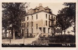 City  Hospital.    Moline Illinois,   1911 - Etats-Unis