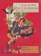 Protège-cahier Bonbons LA PIE QUI CHANTE - Buvards, Protège-cahiers Illustrés
