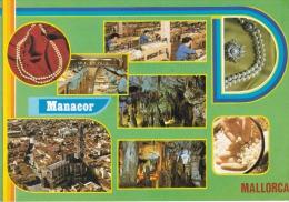 España--Mallorca--1981--Manacor--Artesanos De Perlas---Fechador-Palma-a, Aarschot, Belgica - Artesanal