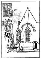 Carte Postale - Antwerpen Brooikenskapel Na De Verbouwing  - Timbre 1e Jour Correspondant - Antwerpen