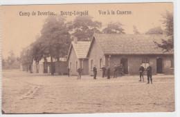 Leopoldsburg- Bourg Leopold Camp De Beverloo   Vue à La Caserne - Leopoldsburg (Camp De Beverloo)