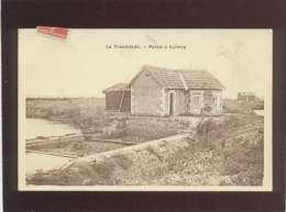 17 La Tremblade Parcs à Huîtres édit. Anbonin , Vernie , Ostréiculture , Animée - La Tremblade