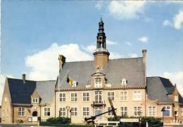 OOSTDUINKERKE - Gemeentehuis Maison Communale - 2 Scans - Oostduinkerke