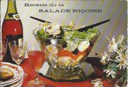 CPSM Recette  : La Salade Niçoise - Recipes (cooking)