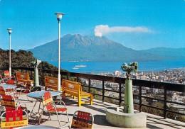 Asie JAPON - Japan  View Of Sakurajima From Yama KAGOSHIMA *PRIX FIXE - Japan