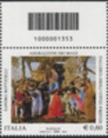 Barre 2010 Nuovo** [1353] Natale Religioso - Codici A Barre