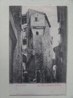L E Vieux Joyeuse Ardeche  Rue De Jalles 1904 - Andere Gemeenten